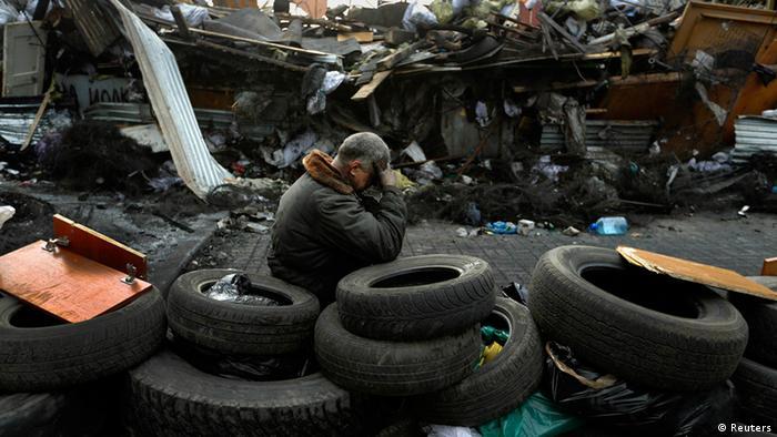 Kiew Proteste 20.02.2014