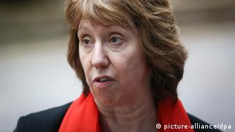 Catherine Ashton (Photo: EPA/JULIEN WARNAND)