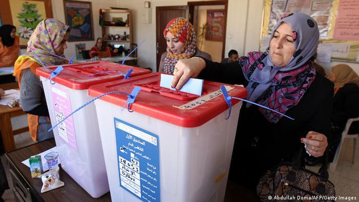 Libyen Wahlen 20. Februar 2014