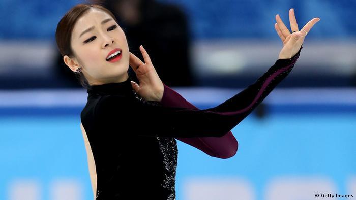 Olympische Winterspiele Sotschi 2014 - Eiskunstlauf