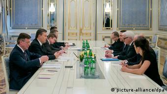 Місія міністрів Веймарського трикутника у Києві була успішною