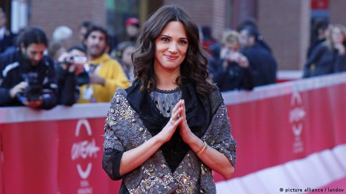 Asia Argento (picture alliance / landov)