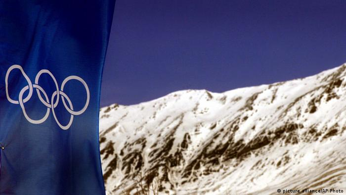 Olympische Winterspiele in Turin 2006 Doping (picture alliance/AP Photo)
