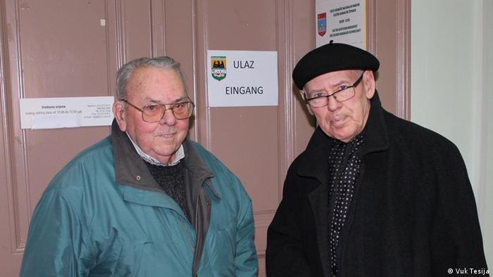 Josef Bischof i Nikola Mak