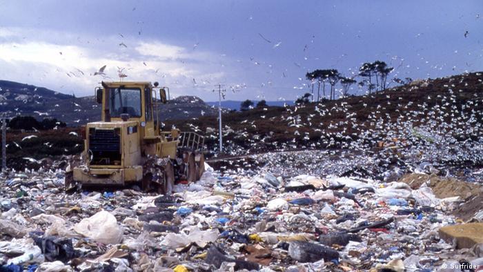 Surfrider Kampagne gegen Plastiktüten