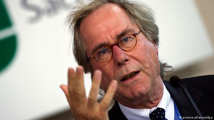 Deutschland Rechtsprofessor Ulrich Battis (picture-alliance/dpa)