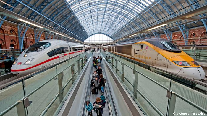 Європа та залізничний аналог Airbus