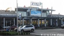Ukraine Flughafen Kiew