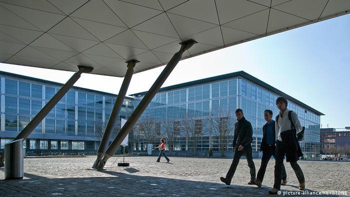 Schweiz Eidgenössisch-Technischen Hochschule ETH Zürich (picture-alliance/KEYSTONE)