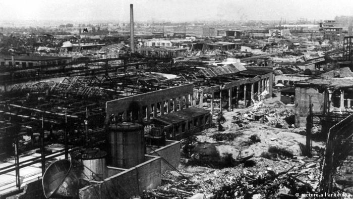 Ludwigshafen Zerstörung Zweiter Weltkrieg