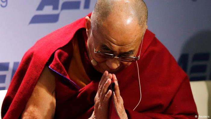 Далай-лама звернувся до Росії, України, США та ЄС з посланням: Допоможіть припинити насильство!