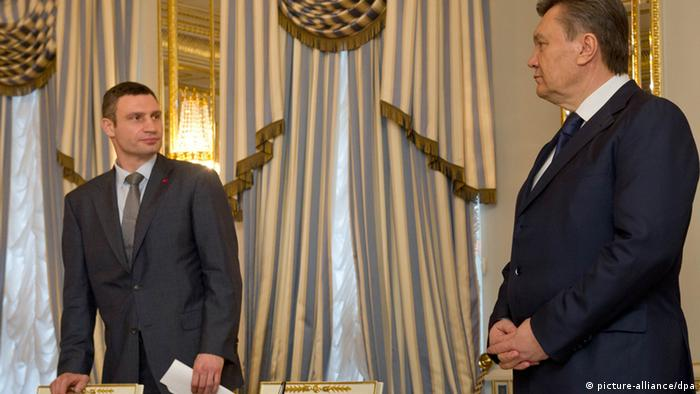 Kiew Einigung zwischen Regierung und Opposition