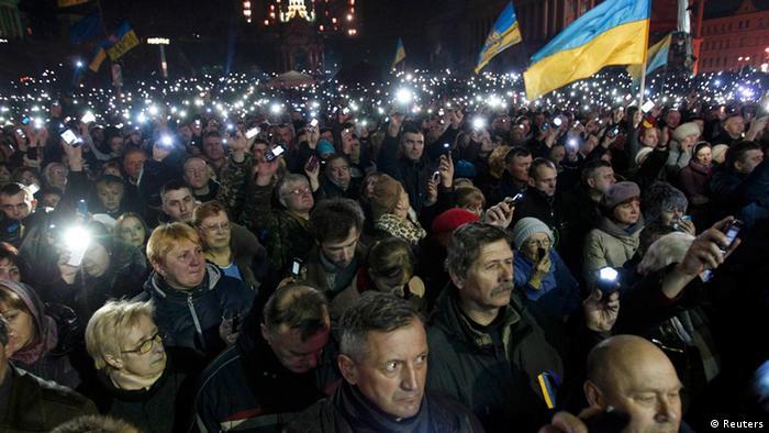 Maidan protest in 2014