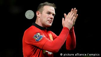Wayne Rooney could feature for Manchester United in München.