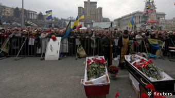Загалом з 18 по 20 лютого на Майдані та вулиці Інститутській були вбиті близько ста людей