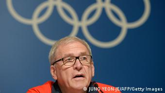 Sotschi 2014 Michael Vesper Chef de Mission (Foto: JUNG YEON-JE/AFP/Getty Images)