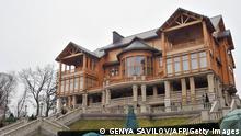Ukraine Viktor Janukowitsch Residenz in der Nähe von Kiew