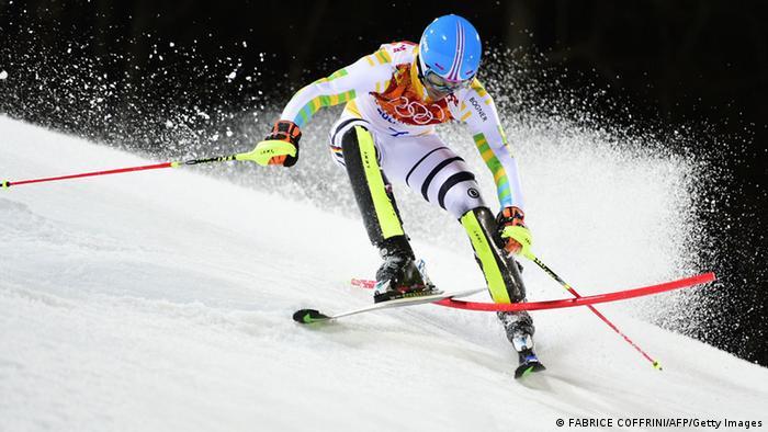 Olympische Winterspiele Sotschi Slalom Felix Neureuther (FABRICE COFFRINI/AFP/Getty Images)