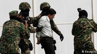 Uhićenje Joaquin Guzmana