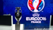Auslosung EM-Qualifikation 2016
