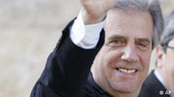 Tabaré Vázquez, Präsident von Uruguay