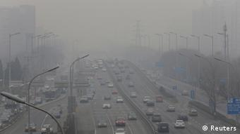 Data show that 90 percent of the cities ranked are exceeding China's own limit on yearly average level for particulates (PM2.5) in the air