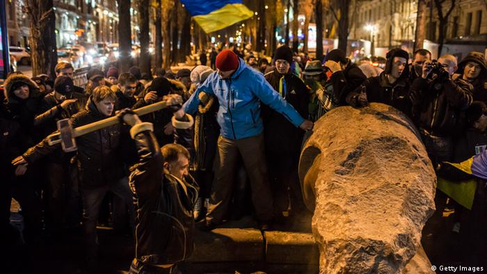 Ukraine Kiew Dezember 2013