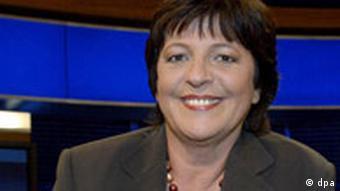 Germany's Health Minister Ulla Schmidt