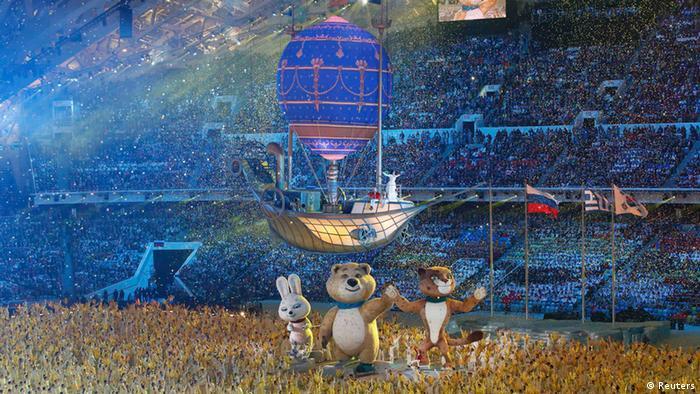 Finalizaron Juegos Olimpicos De Invierno Sochi 2014 Deportes Dw