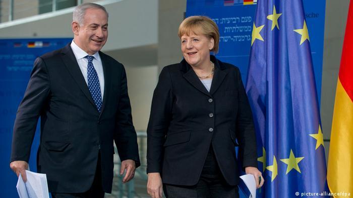 german palestinian relationship