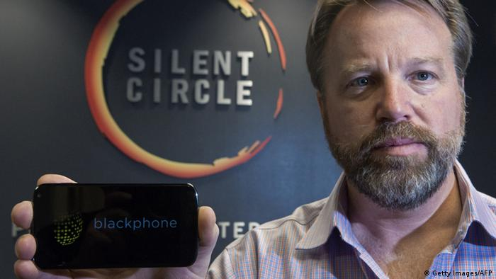 Mike Janke Silent Circle The Blackphone