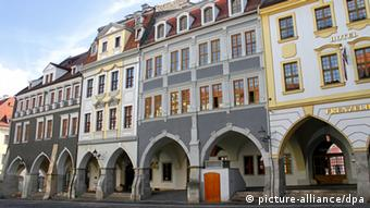 Hall houses in Gorlitz, Copyright: Jens Trenkler/dpa
