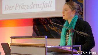 Meike Hopp Provenienzforscherin 22.2.2014