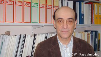 Panagiotis Petrakis, economics professor at Athens University