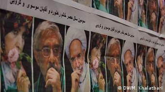 3 Jahre Hausarrest für Musavi, Karubi und Rahnavard