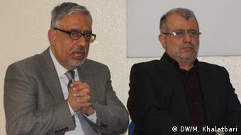 جمشید فاروقی و حسن یوسفی اشکوری