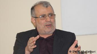 3 Jahre Hausarrest für Musavi, Karubi und Rahnavard (DW/M. Khalatbari)