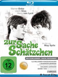 Cover Zur Sache Schätzchen (Foto: Ascot Elite)