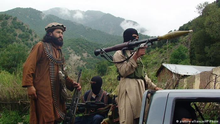 Pakistan Taliban in South Waziristan ARCHIVBILD 2012
