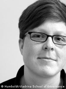 سونیا شرودر میگوید کلیشههای جنسیتی علیه حضور زنان در اینترنت در آلمان هم وجود دارد