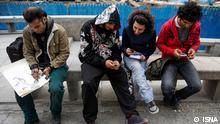 Bildergalerie Handy im Iran