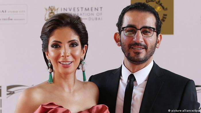 Dubai Filmfestival Ägyptischer Schauspieler Ahmed Helmy (picture-alliance/dpa)
