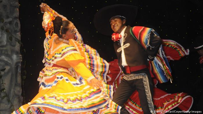 Mexiko Folklortänze (Gianni Ferrari/Cover/Getty Images)