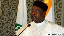 Niger Präsident Mahamadou Issoufou