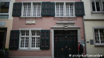 Beethovenhaus in Bonn. Foto: Oliver Berg/dpa (c) dpa - Bildfunk