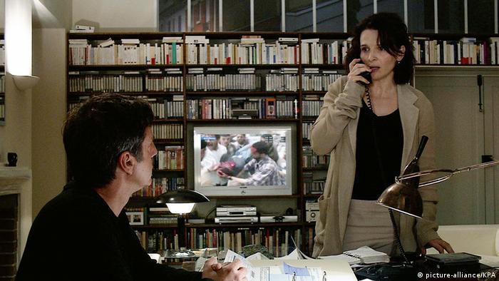 Bildergalerie Frankreich Film Juliette Binoche Filmszene Caché (picture-alliance/KPA)