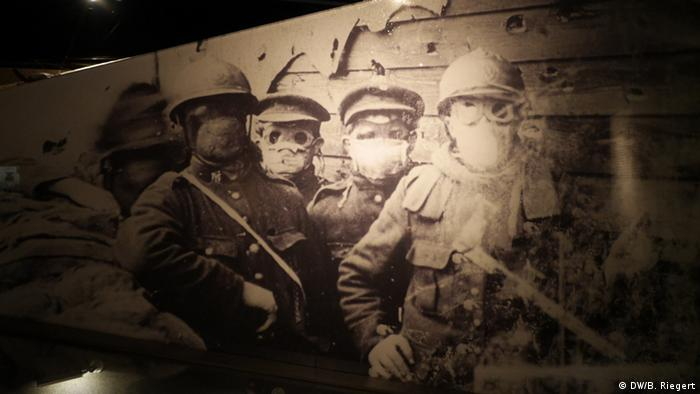 Bildergalerie Ausstellung Erster Weltkrieg Belgien