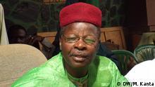 Mahamane Ousman Ex-Präsident Niger