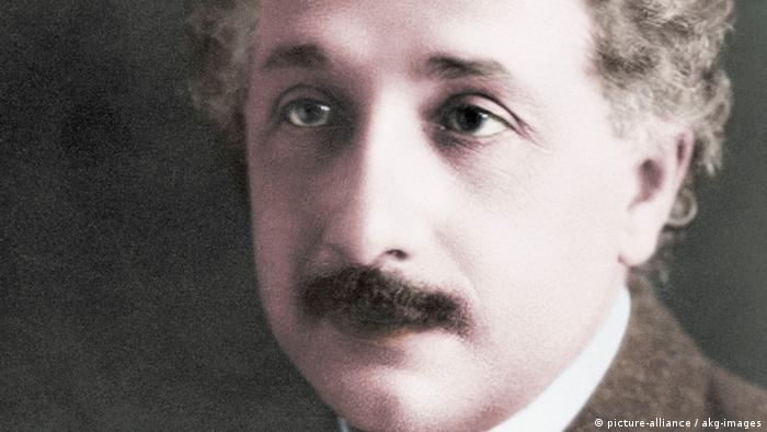 Albert Einstein (picture-alliance / akg-images)