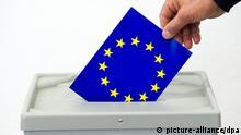 Symbolbild Europawahl 2014